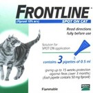 Frontline Spot-On et Advantix
