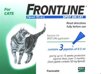 Frontline Spot-On
